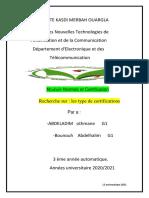 les-type-de-certifications