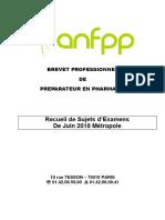 Annales Metropole 2018 PDF