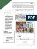Guía de arte, 7° básico Lapbook