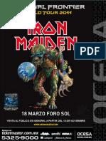 ocesa_ironmaiden_poster