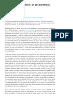 Covid-19. L'«infodémie» et sesnombreux responsables - La revue européenne des médias et du numérique