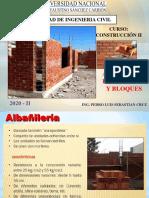Presentación3 Albañileria 2020 II