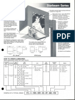 LSI Starbeam Series Spec Sheet 1987