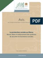 Avis La Protection Sociale Au Maroc