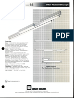 LSI Sliding Series Fluorescent Spec Sheet 1990