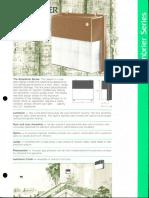 LSI Greenbrier Series Wallpack Spec Sheet 1980