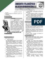 FILO 1 Aspectos Generales de la Filosofía