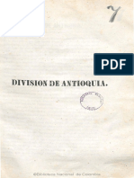 División de Antioquia