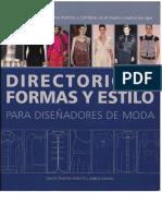 Directorio de Formas y Estilo Para Diseñadores de Modas