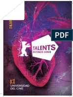 Catálogo Talents  Buenos Aires 2019