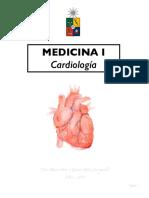 Resumen Cardiología UChile Medicina Interna