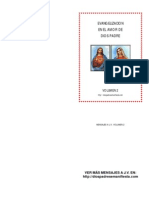 Vol 2 EVANGELIZACION EN EL AMOR DE DIOS PADRE --Mensajes a JV