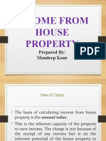 Unit 2 House Property