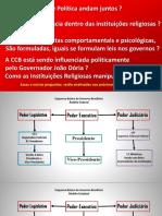 CCB e Politica