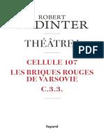 Theatre i 2021 Robert Badinter