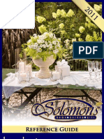 Solomon's 2011 Reference Guide