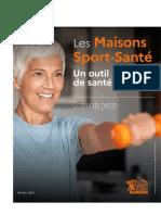 Maisons Sport Sante 2021