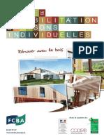 Guide Rehabilitation Maison Indivividuelle Bois Fcba 6-2013