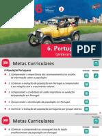 Domínio 6 - Portugal Hoje (Primeira Parte - 6.1, 6.2)