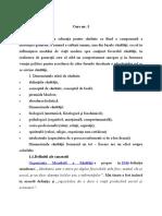 EDUCATIE PENTRU SANATATE- curs 1