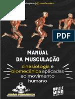E-book Manual Da Musculação Vol.1