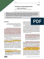 Tendências políticas da metapsicologia da pulsão