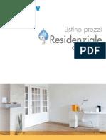Daikin_Listino_Residenziale_2001