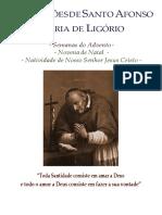 Meditações Advento e Novena do Natal- Santo Afonso