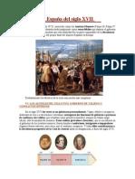 Tema 9.- La España del siglo XVII