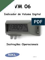 Manual Medidor Volumetrico Nkl