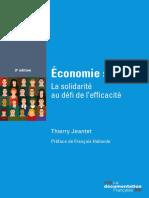Economie sociale ( PDFDrive )