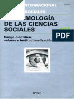El Rango Científico de Las Ciencias Sociales de Ernest Gellner-1-27