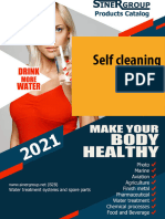 Self cleaning filters catalog