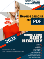 Commercial reverse osmosis system Catalog