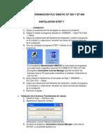 MANUAL INSTALACION STEP 7