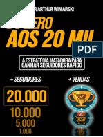 Do Zero Aos 20 Mil