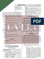 Ley N° 31151 - Ley de Trabajo Del Profesional de La Salud Medico Veterinario