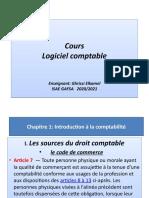 Logicel comptable 3 ISAEG Chap 1