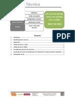 BTRF0151 R7 - Procedimento de Teste dos Sensores