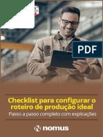 Checklist Roteiro