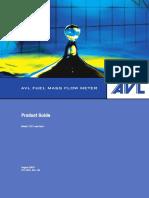 081_Fuel_Mass_Flow_Meter_735S_User Manual