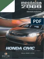 Honda Civic Flex 1.8 - Mecânica 2000