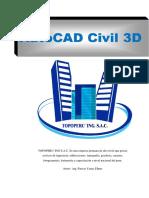Manual de Autocad Civil 3d Original de Elmer Paucar r 2