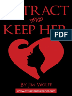 Attract and Keep Her by Jim Wolfe
