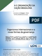 Política e Organização Da Educação Brasileira - Esquema de Texto 2 Educação Básica