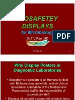 BioSafety Displays