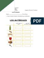 Guía N°3 materiales