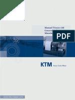Manual técnico unidad de microburbujeo