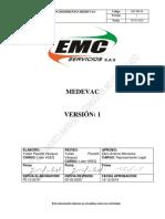 SIG-PR-06 Proc Medevac