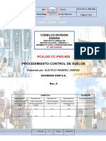 PCA-OO.CC-PRO-003_A Control de suelos